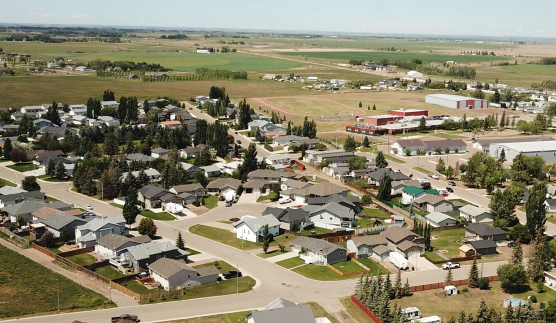 Palliser Economic Partnership: Village of Duchess