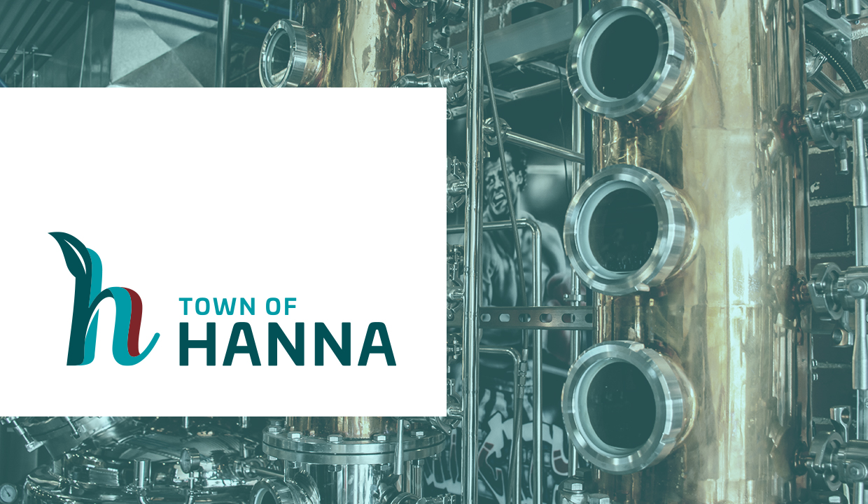Start your distillery in Hanna