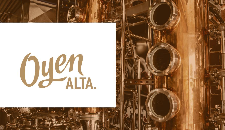 Start your distillery in Oyen