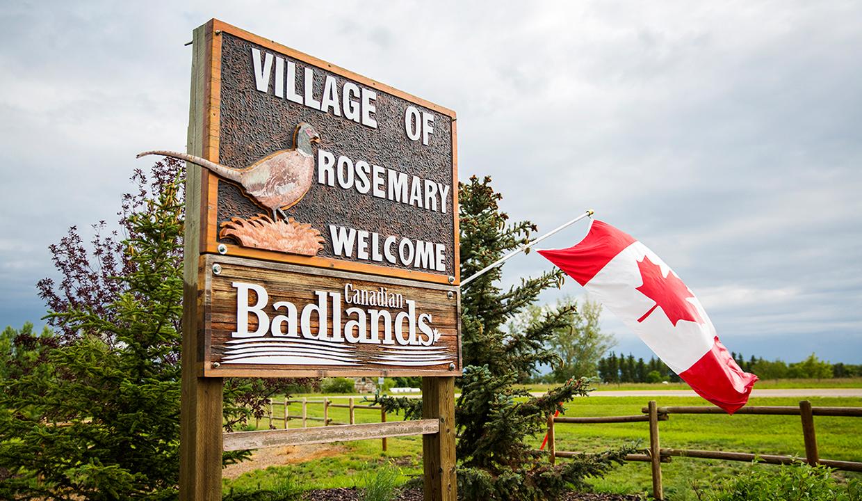 Palliser Economic Partnership: Village of Rosemary